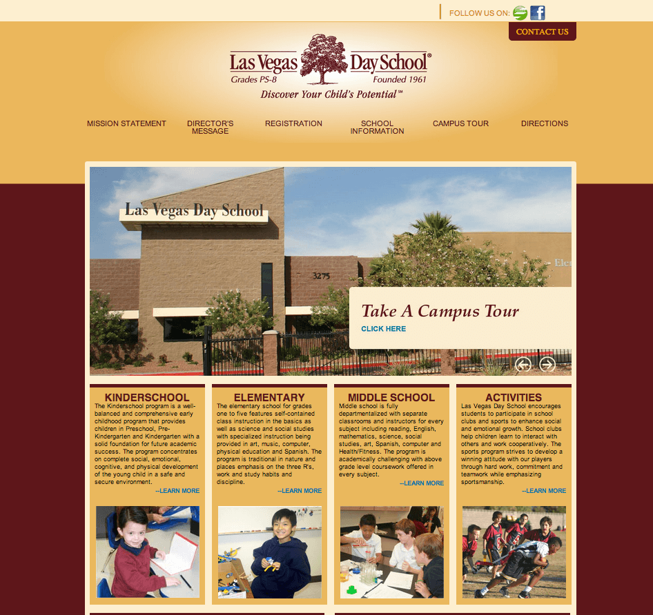 A L Las Vegas Day School